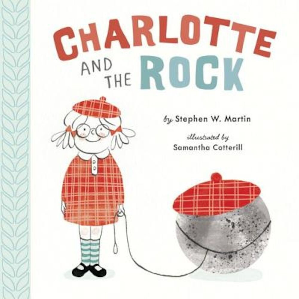 Charlotte and the Rock, Hardcover