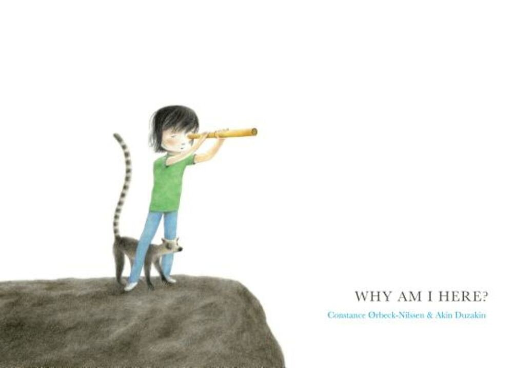 Why Am I Here?, Hardcover