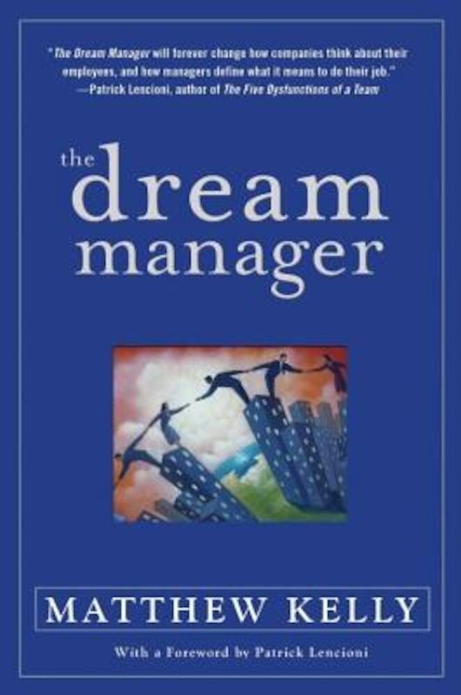 The Dream Manager, Hardcover