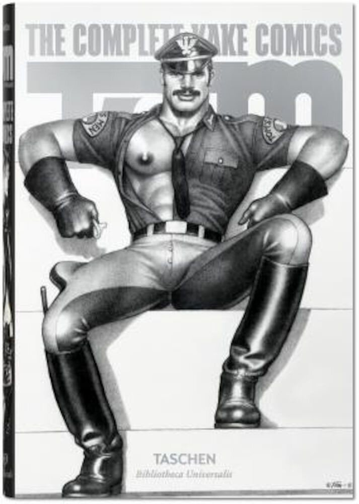 Tom of Finland: The Complete Kake Comics, Hardcover