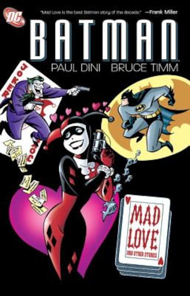 Batman: Mad Love and Other Stories, Paperback