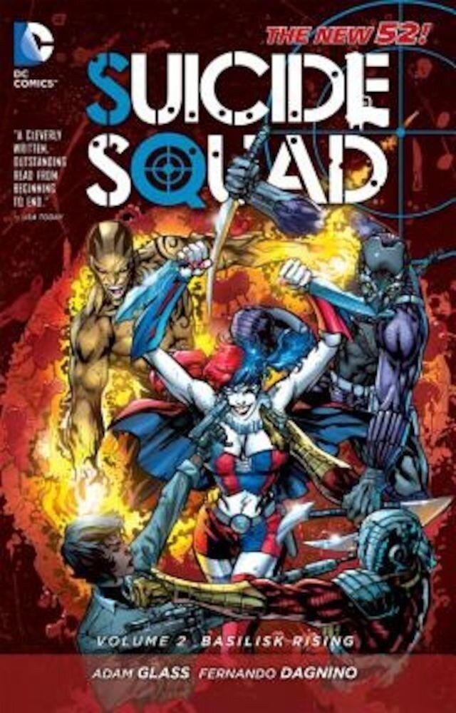 Suicide Squad Vol. 2: Basilisk Rising (the New 52), Paperback