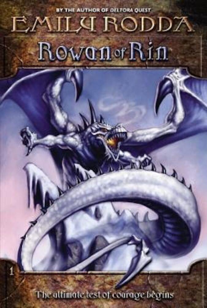 Rowan of Rin #1: Rowan of Rin, Paperback