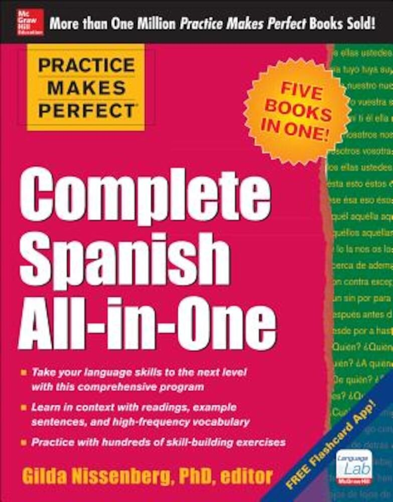 Complete Spanish All-In-One, Paperback