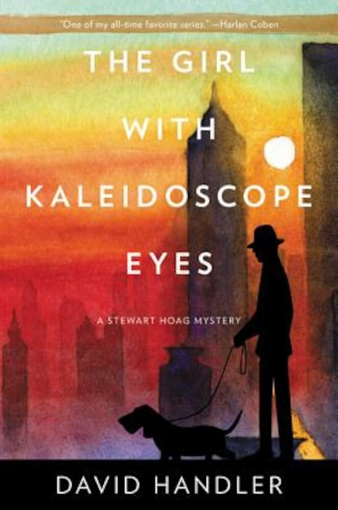 The Girl with Kaleidoscope Eyes, Paperback