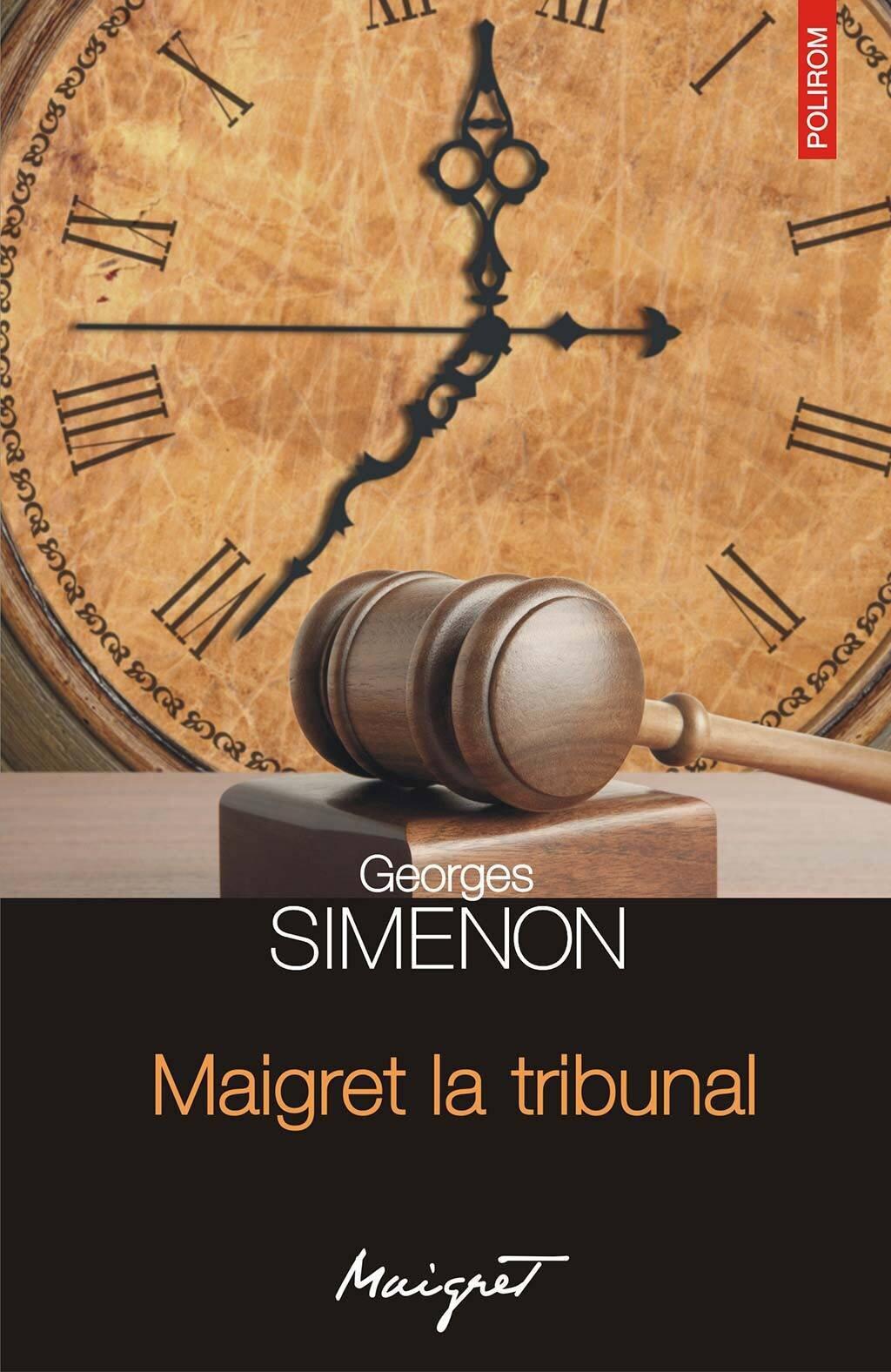 Maigret la tribunal (eBook)