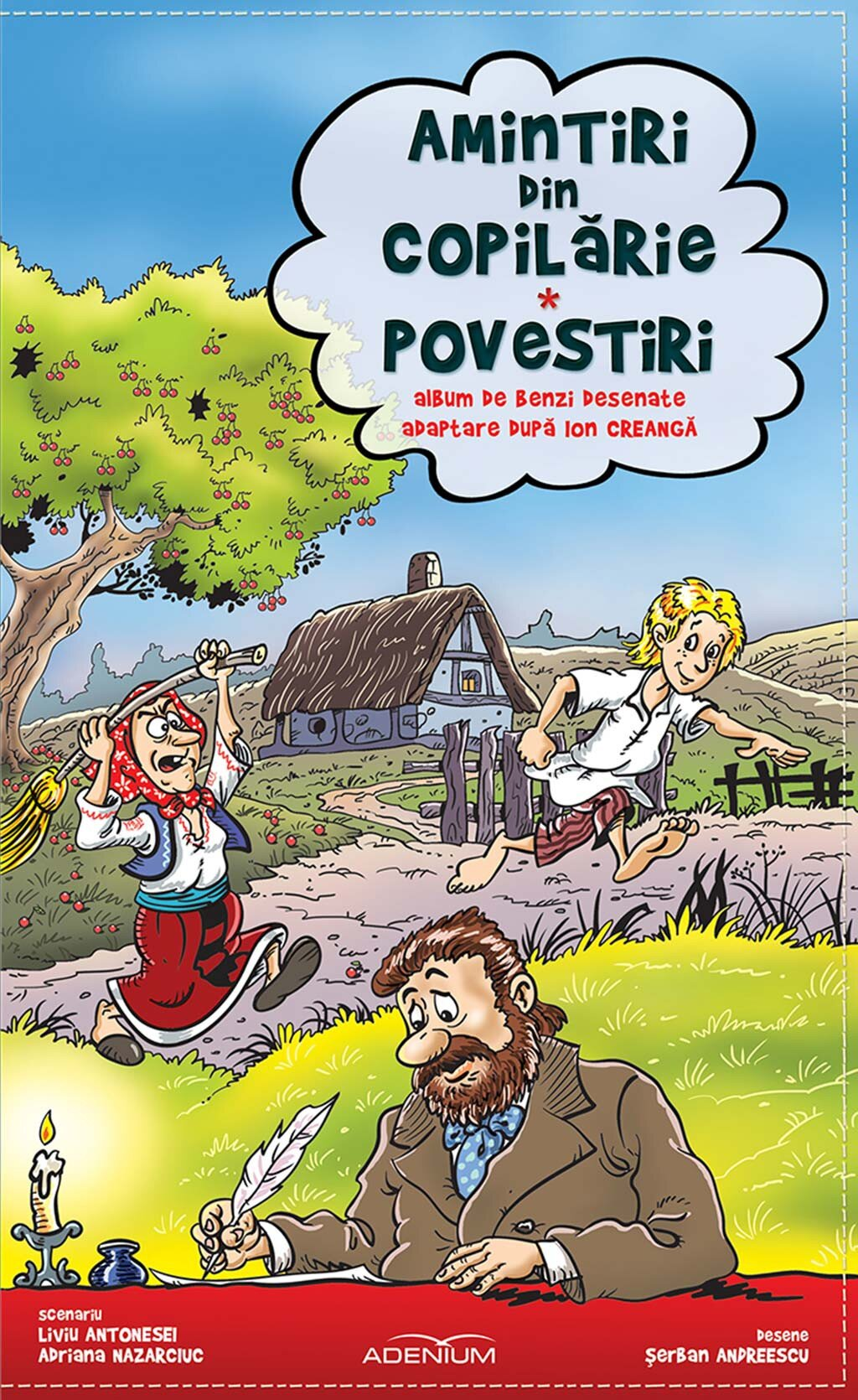 Amintiri din copilarie. Povestiri (eBook)