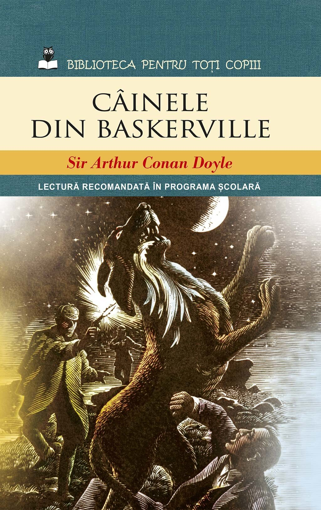 Cainele din Baskerville (eBook)
