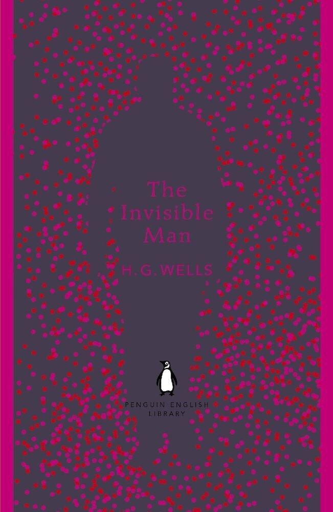 Coperta Carte The Invisible Man