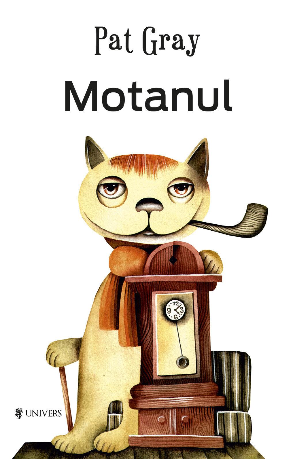 Motanul PDF (Download eBook)