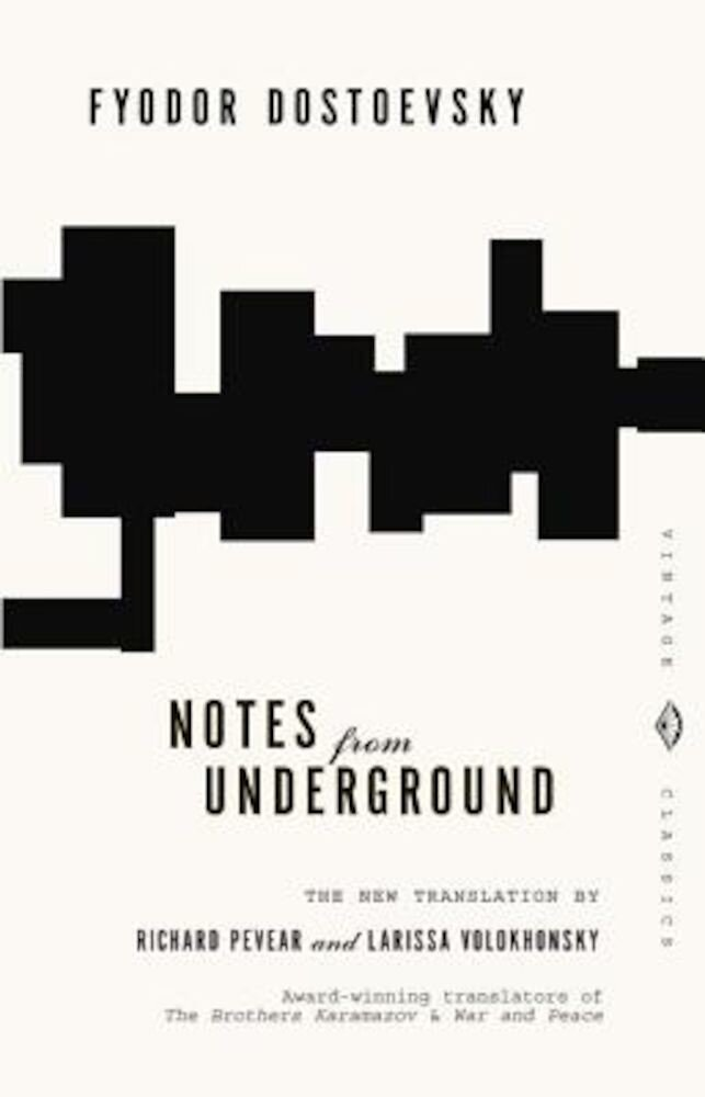 Notes from Underground, Paperback
