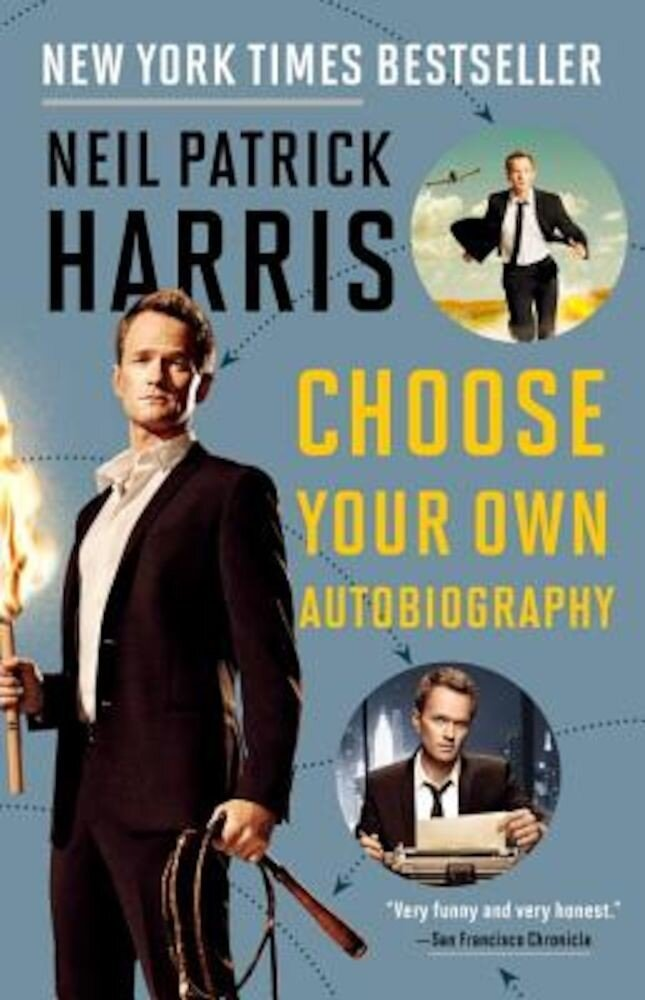 Neil Patrick Harris: Choose Your Own Autobiography, Paperback
