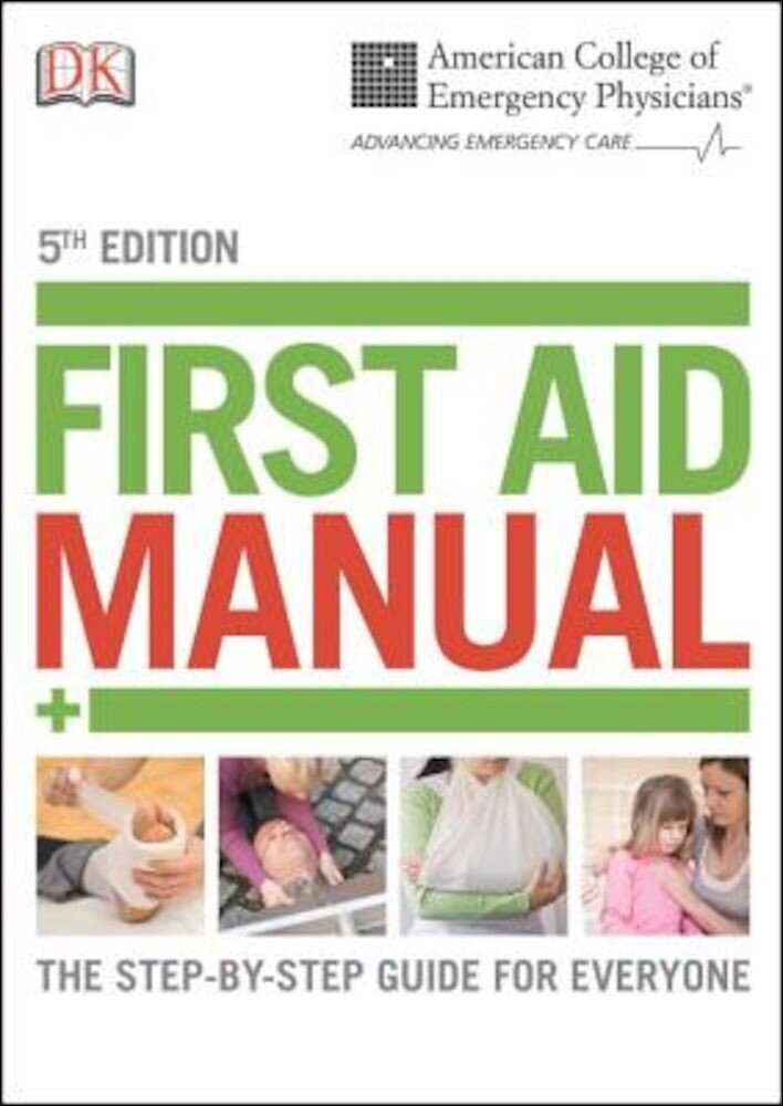 Acep First Aid Manual, 5th Edition, Paperback