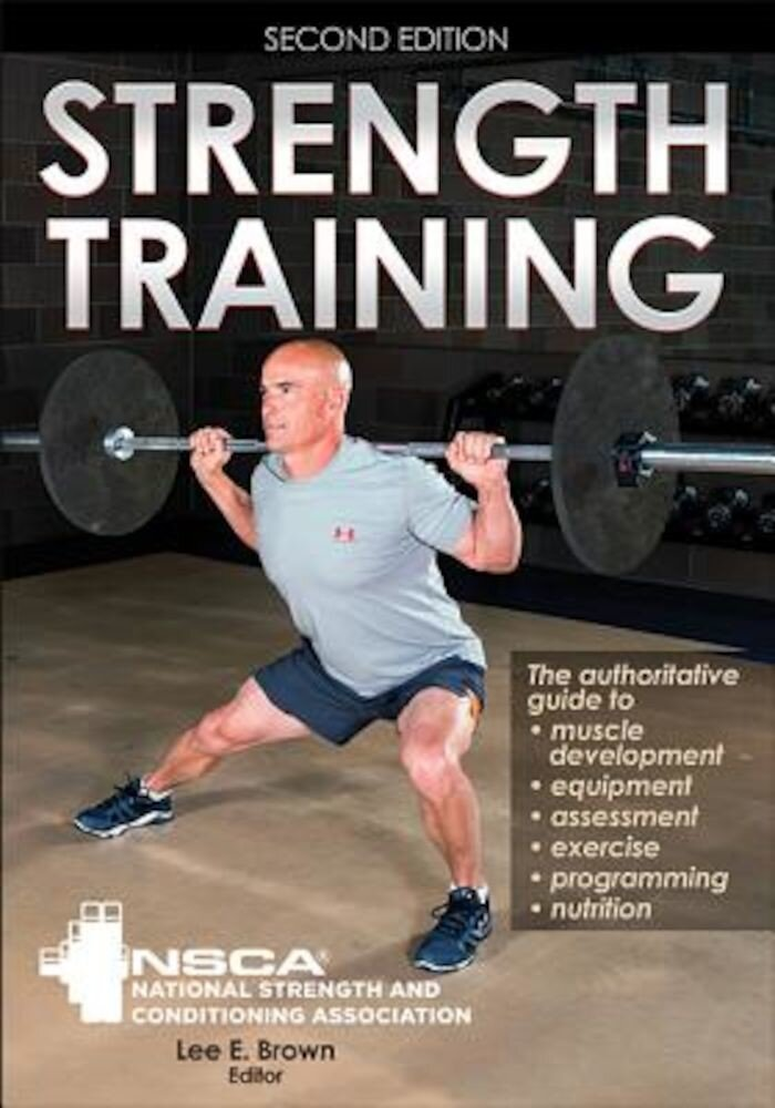 Strength Training 2nd Edition, Paperback