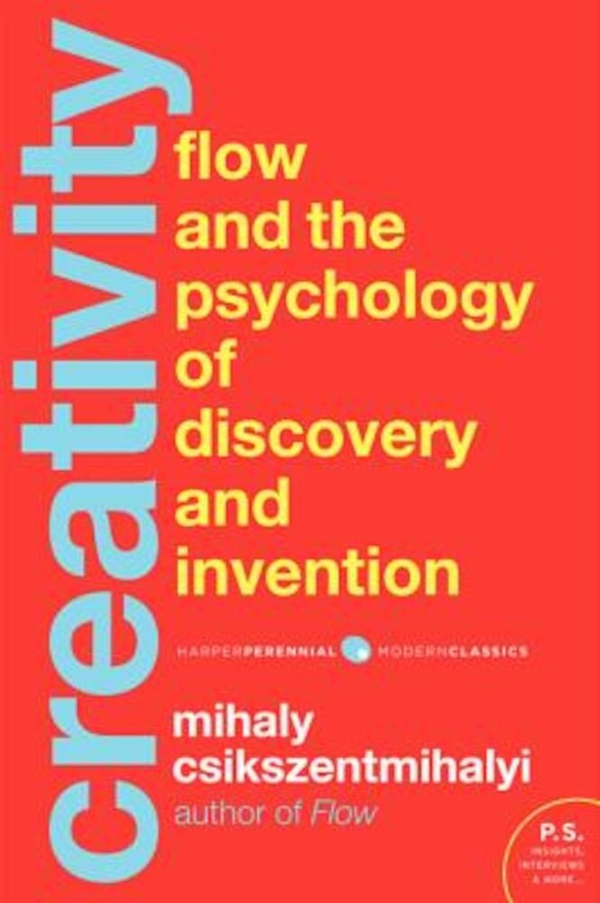 Creativity: The Psychology of Discovery and Invention, Paperback