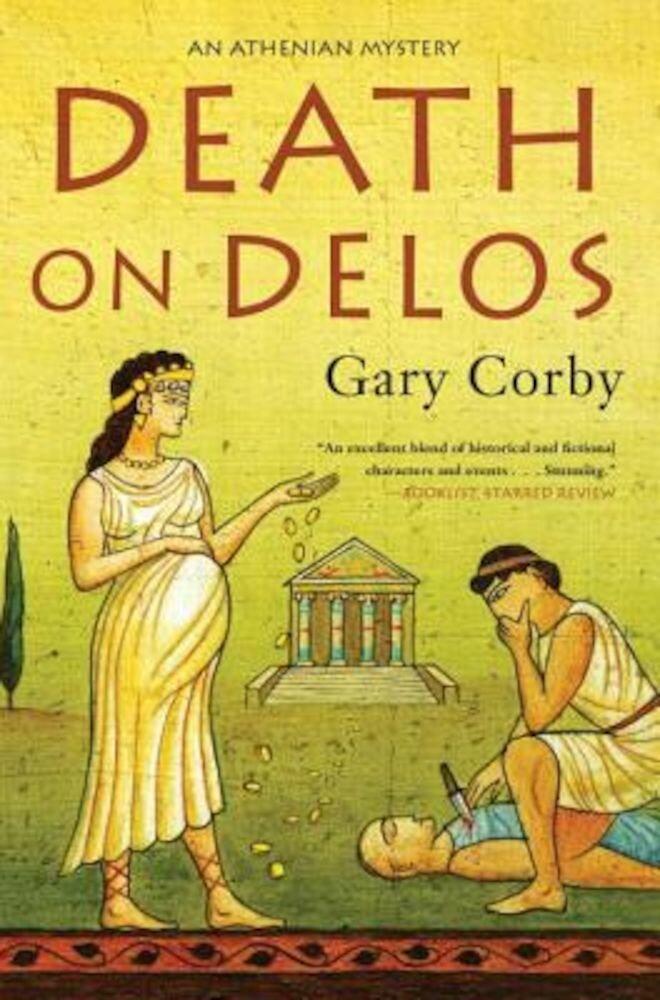 Death on Delos, Hardcover