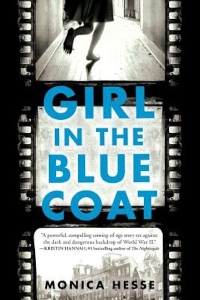 Girl in the Blue Coat, Hardcover