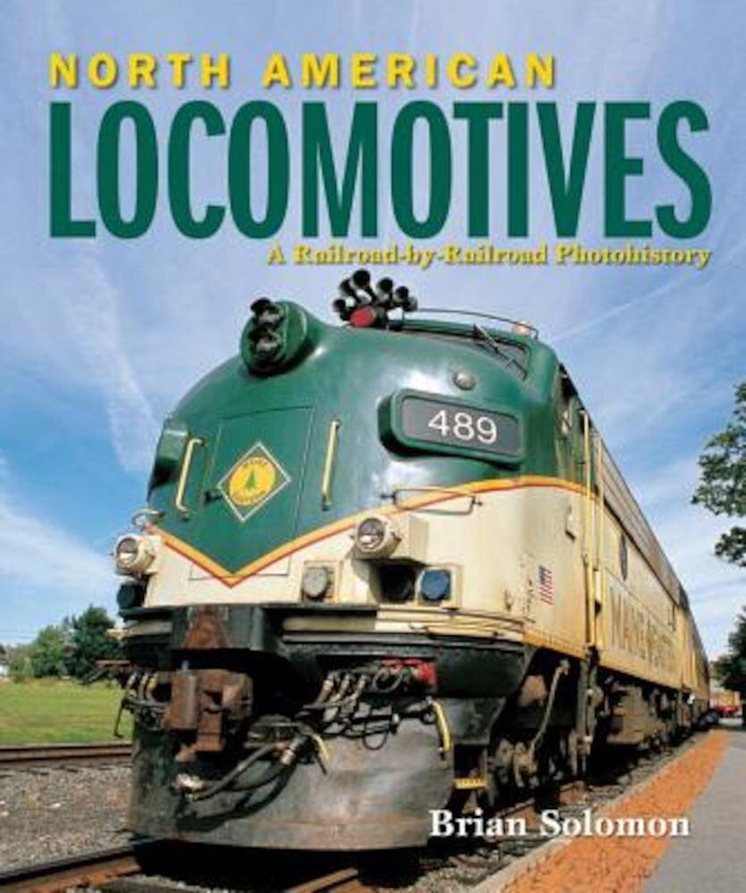 North American Locomotives, Hardcover
