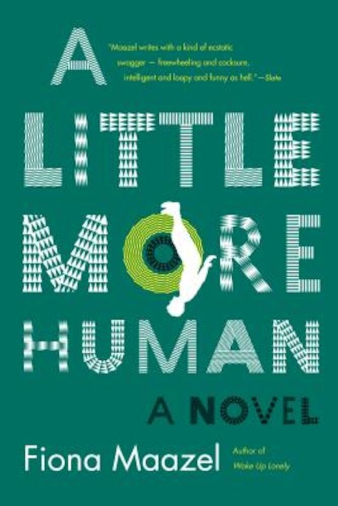 A Little More Human, Paperback