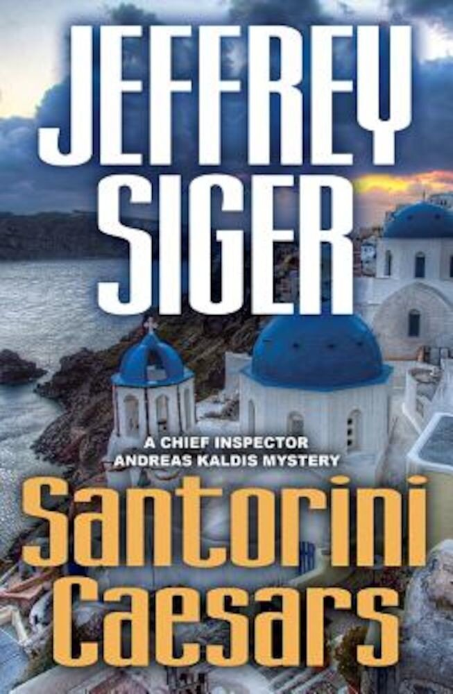 Santorini Caesars, Paperback