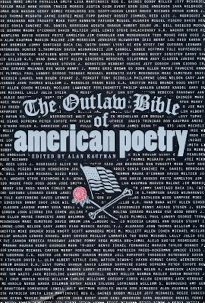 The Outlaw Bible of American Poetry, Paperback