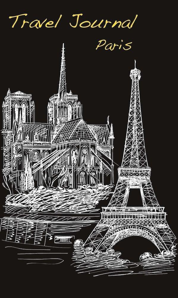 Coperta Carte Travel Journal: Paris