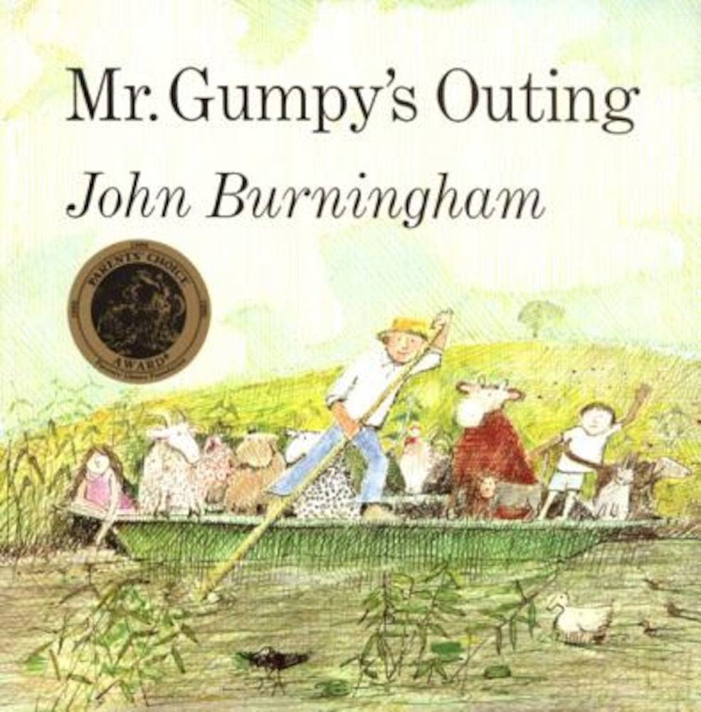 Mr. Gumpy's Outing, Paperback