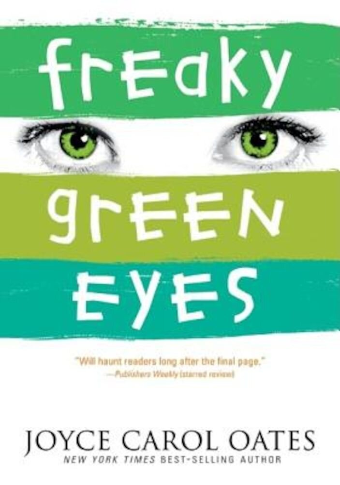 Freaky Green Eyes, Paperback