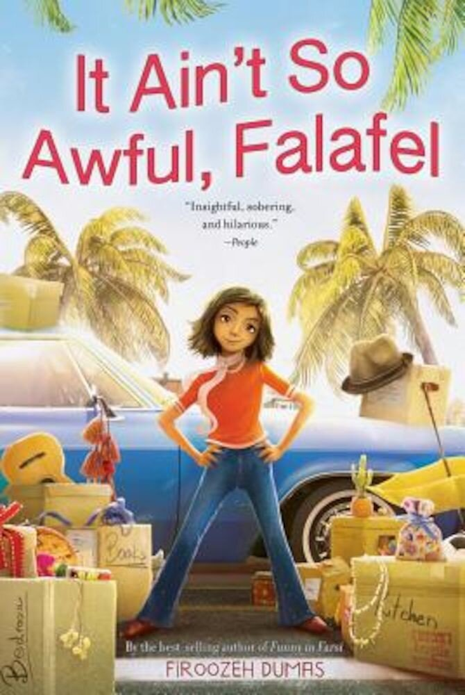 It Ain't So Awful, Falafel, Paperback