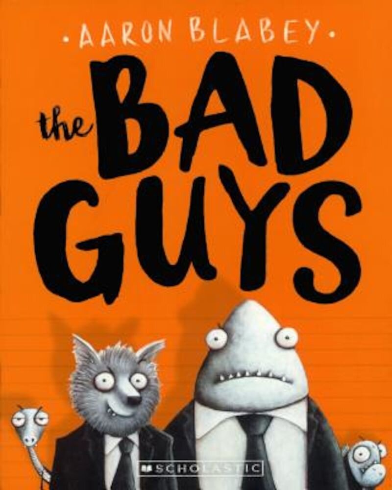 The Bad Guys, Hardcover