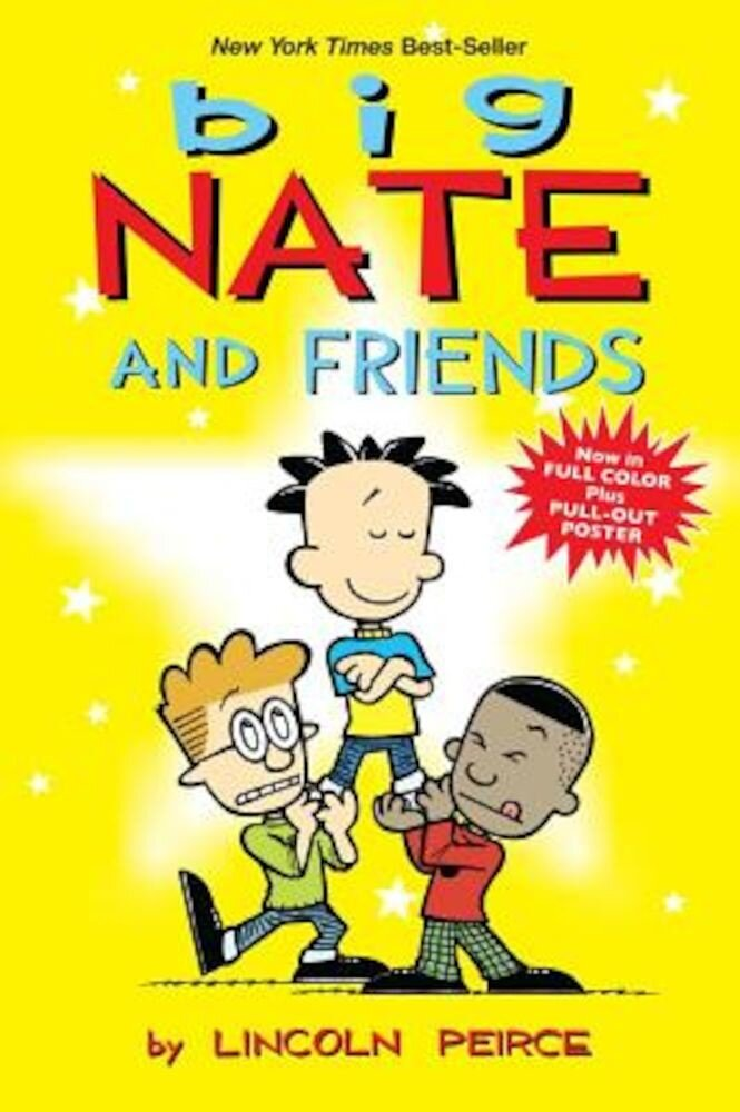 Big Nate and Friends, Paperback