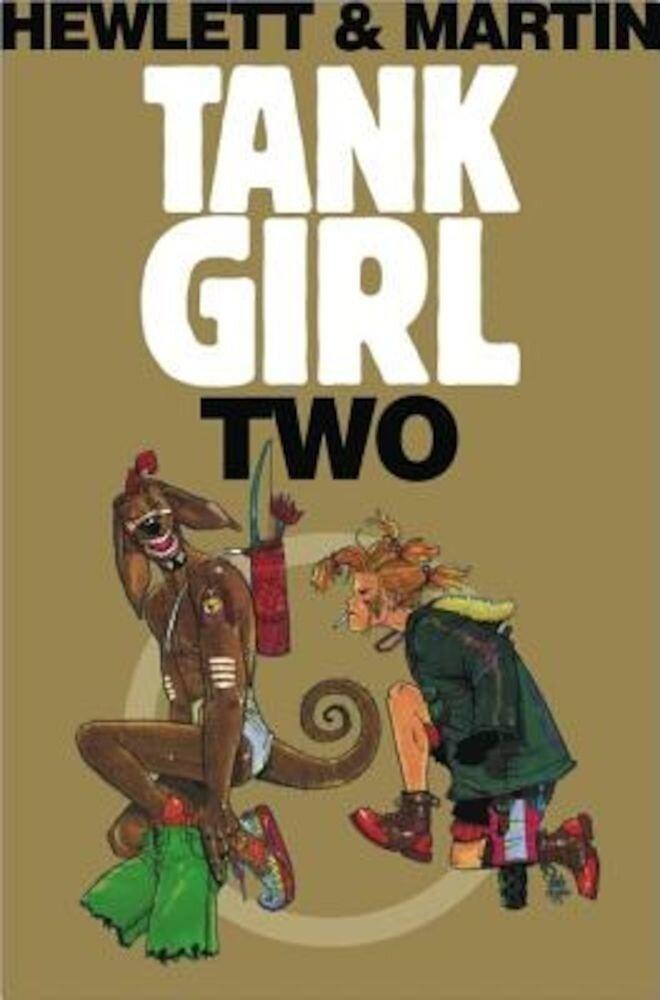 Tank Girl Two, Paperback
