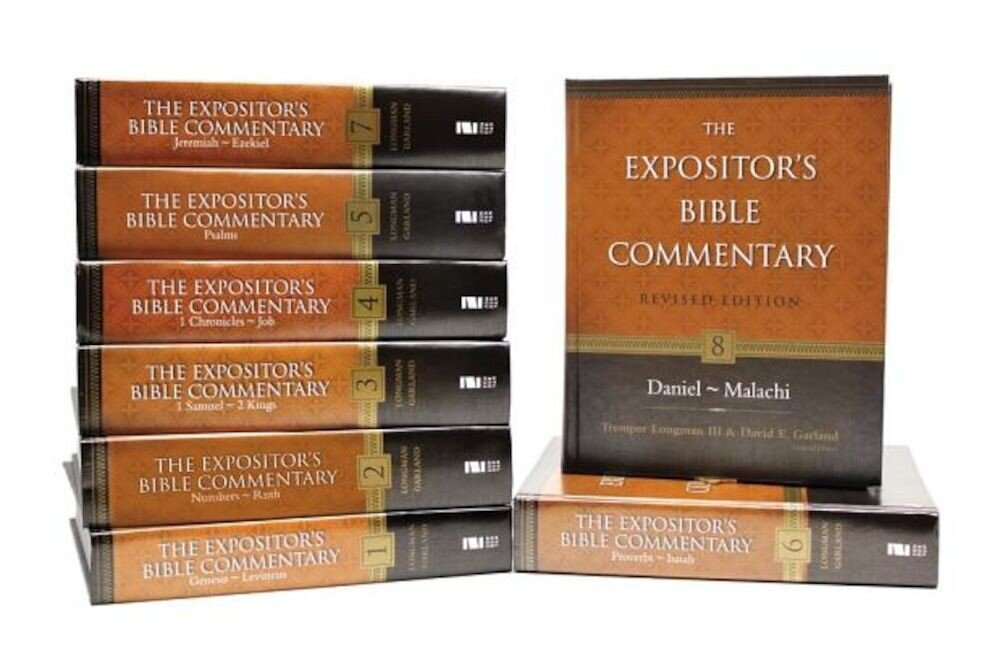 Expositor's Bible Commentary---Revised: 8-Volume Old Testament Set, Hardcover