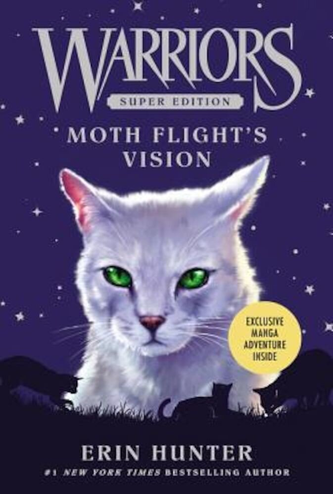 Warriors Super Edition: Moth Flight's Vision, Paperback