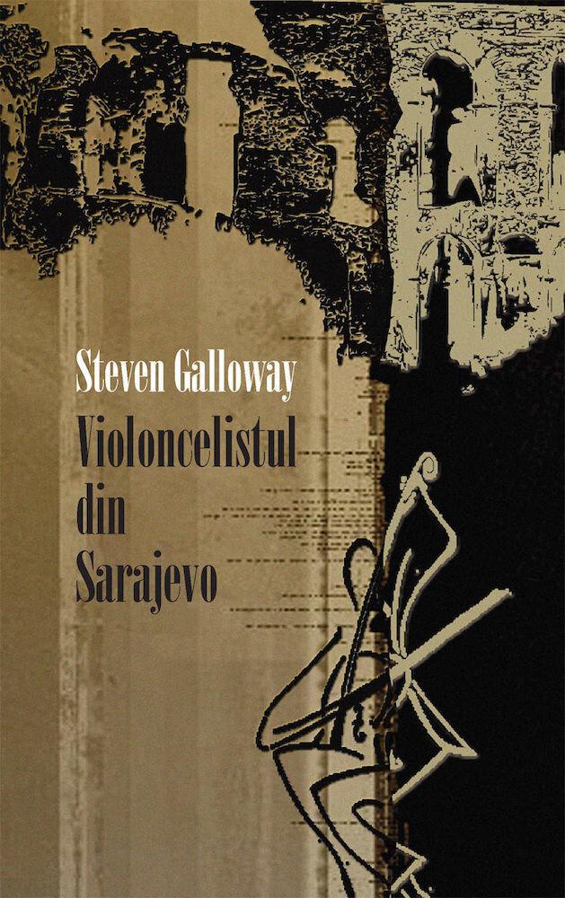 Coperta Carte Violoncelistul din Sarajevo