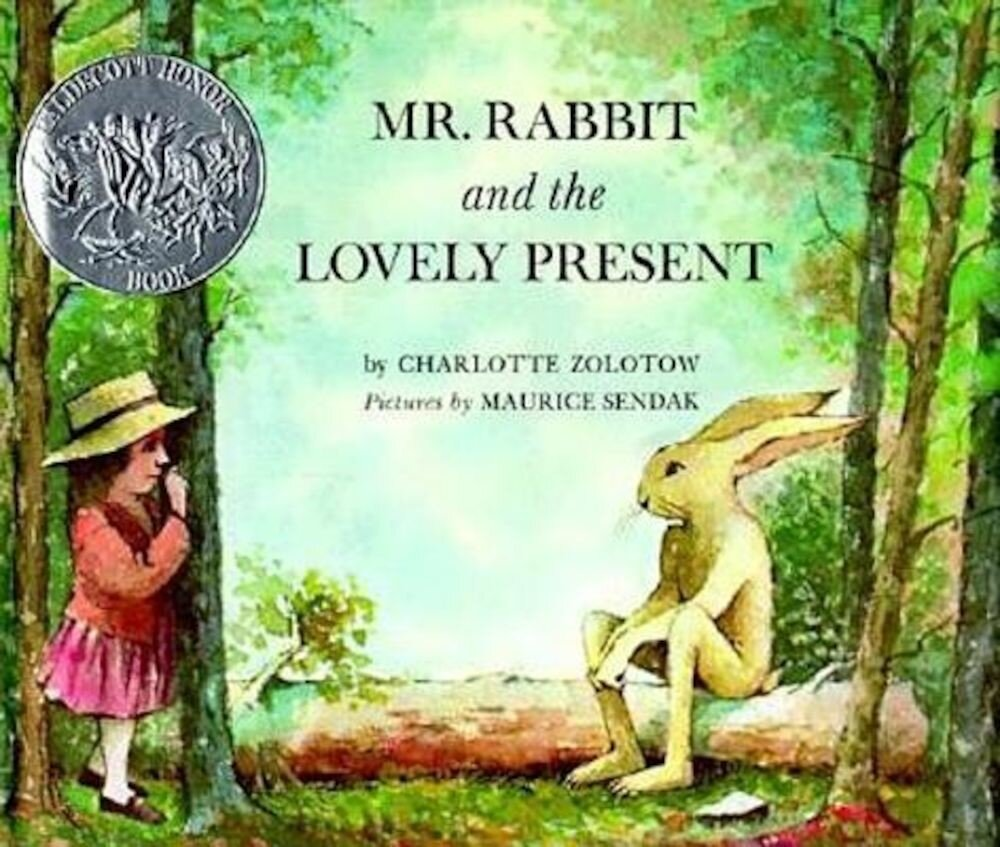 Mr. Rabbit and the Lovely Present, Hardcover