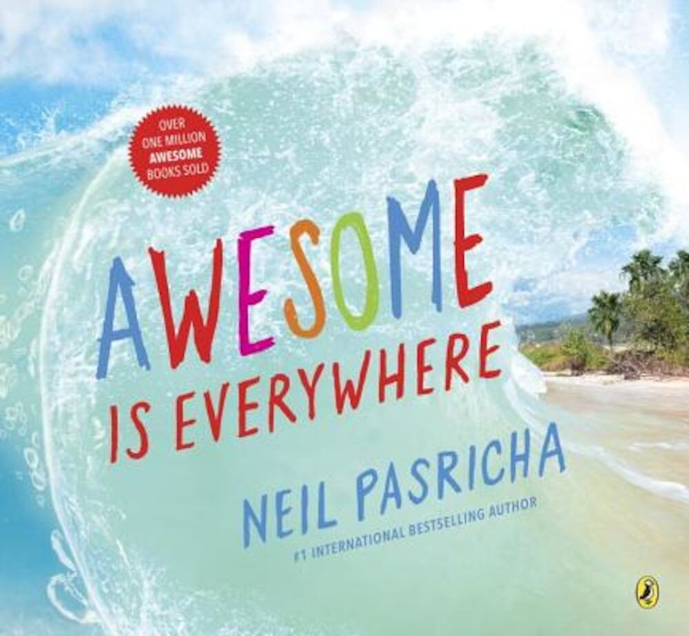 Awesome Is Everywhere, Hardcover