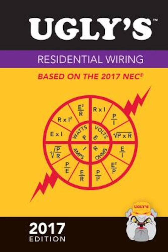 Ugly's Residential Wiring, 2017 Edition, Paperback