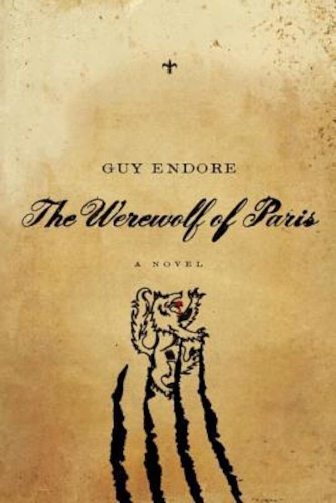 The Werewolf of Paris, Paperback