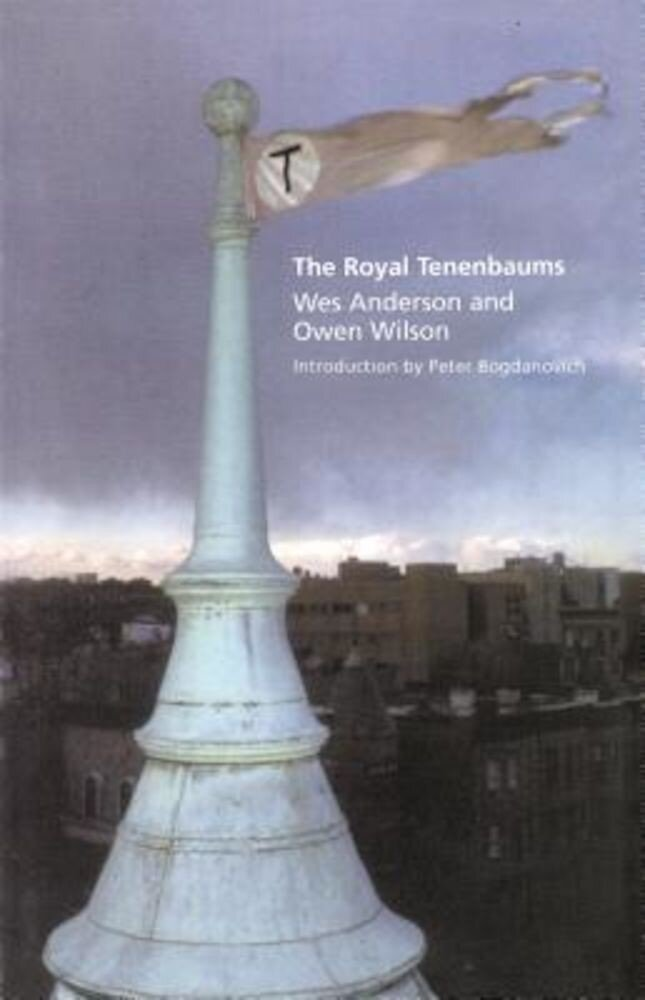 The Royal Tenenbaums: A Screenplay, Paperback