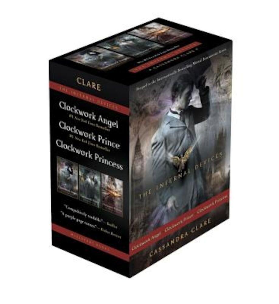 The Infernal Devices: Clockwork Angel/Clockwork Prince/Clockwork Princess, Hardcover