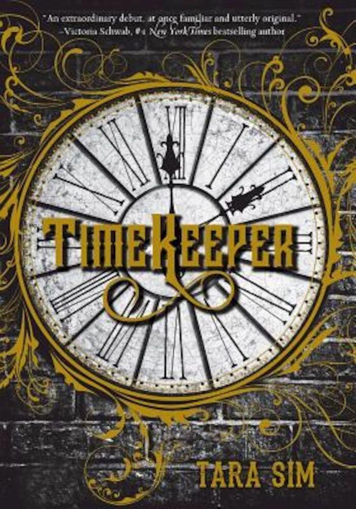 Timekeeper, Hardcover