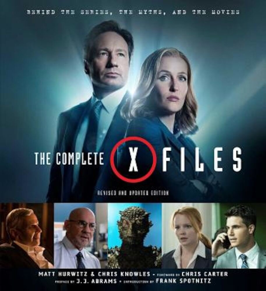 The Complete X-Files, Hardcover