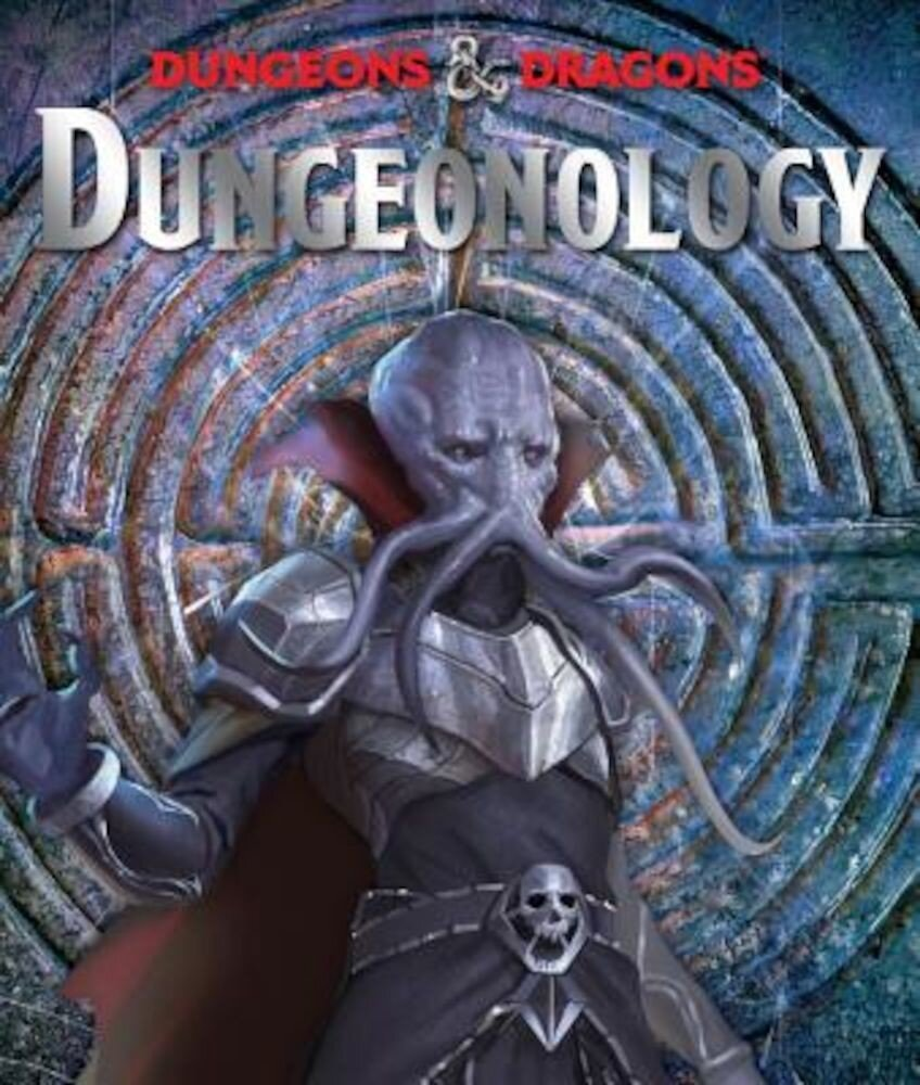 Dungeonology, Hardcover