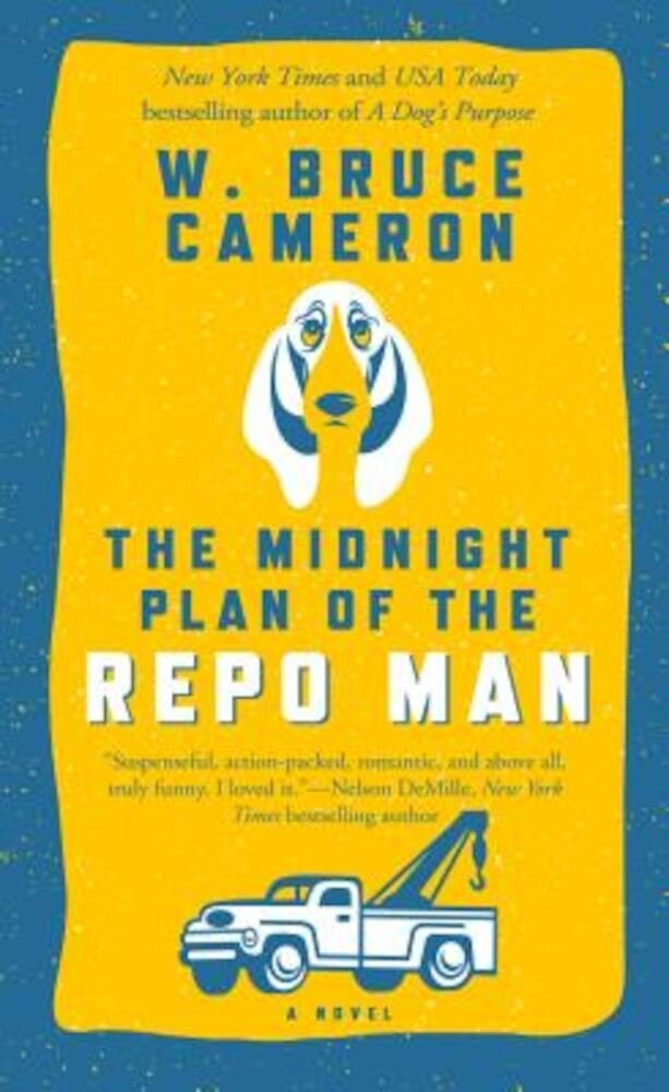 The Midnight Plan of the Repo Man, Paperback