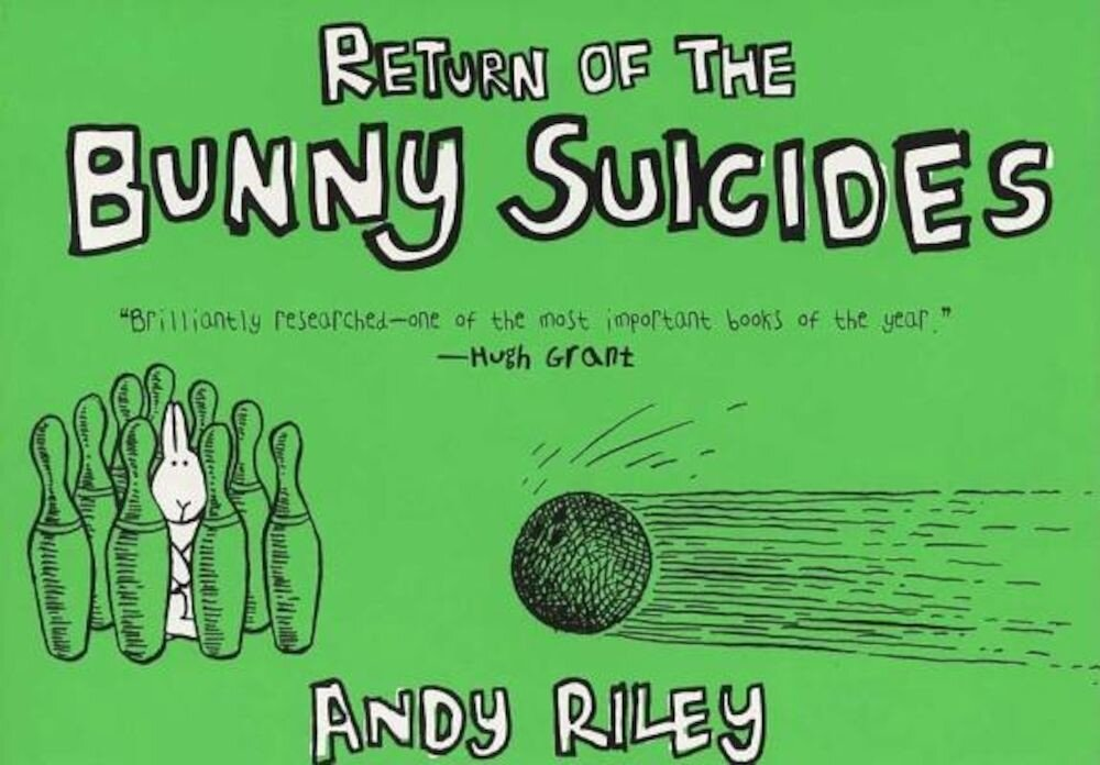The Return of the Bunny Suicides, Paperback
