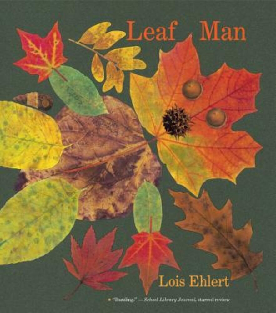Leaf Man Big Book, Paperback