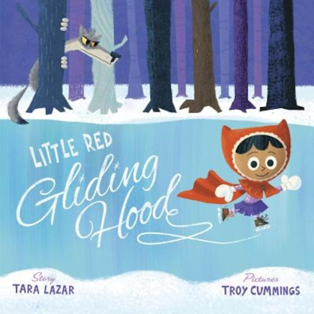 Little Red Gliding Hood, Hardcover