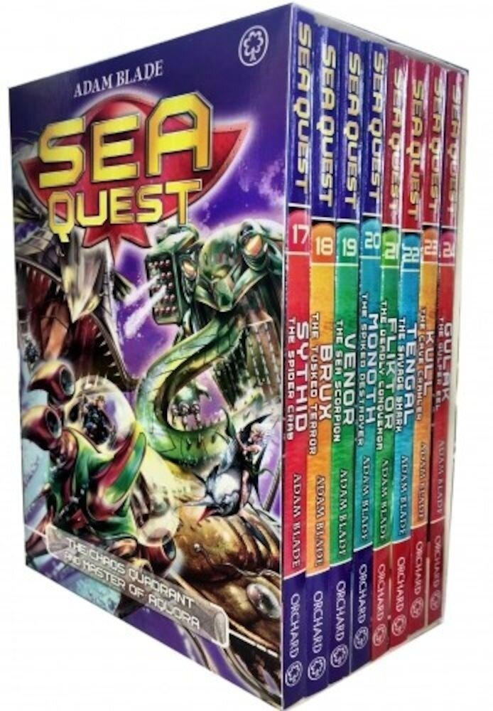 Sea Quest Series 5 and 6