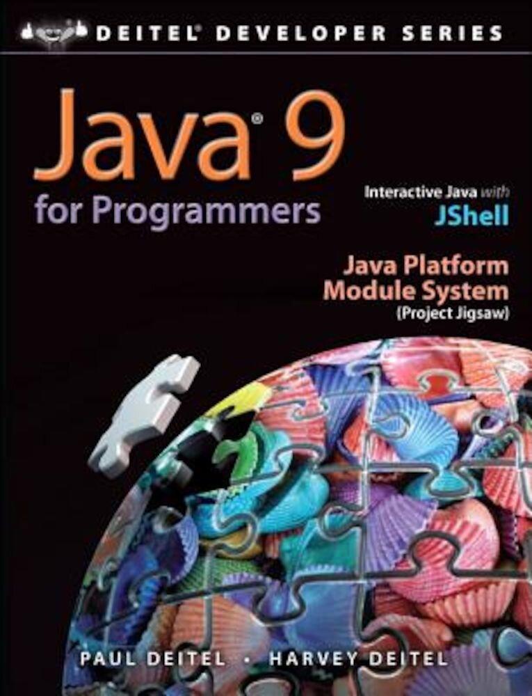 Java 9 for Programmers, Paperback